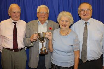 ron morrish trophy