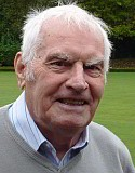 Brentwood Bowling Club treasurer Peter Hayward