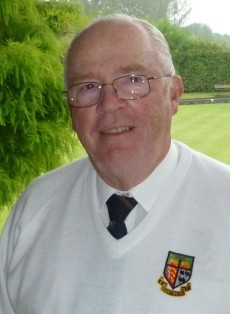 Ron Lofts of Brentwood Bowling Club