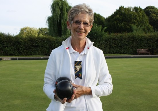 Ann Betts is through to semi-finals of the county unbadged singles competition.