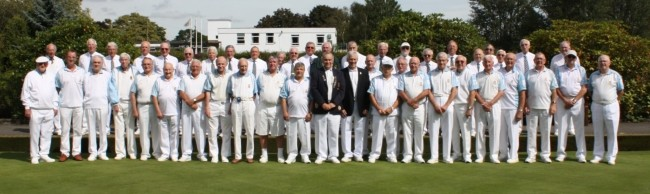 EVPA and Brentwood bowls teams