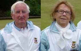 Ron and Kath Jolly