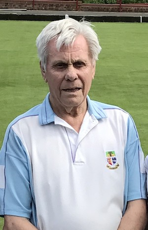 Harry Egleton of Brentwood Bowling Club