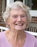 Barbara Morrish, Hon Secretary, Brentwood Bowling Club 2014