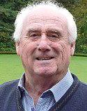 Brentwood Bowling Club president Byron Davies