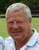 Brentwood Bowling Club match secretary John Young