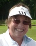 Brentwood Bowling Club ladies'section treasurer Sue Hickman